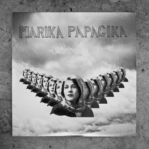 "Marika  Papagika ""The further the flame, the worse it burns me"", MR051, 2010"
