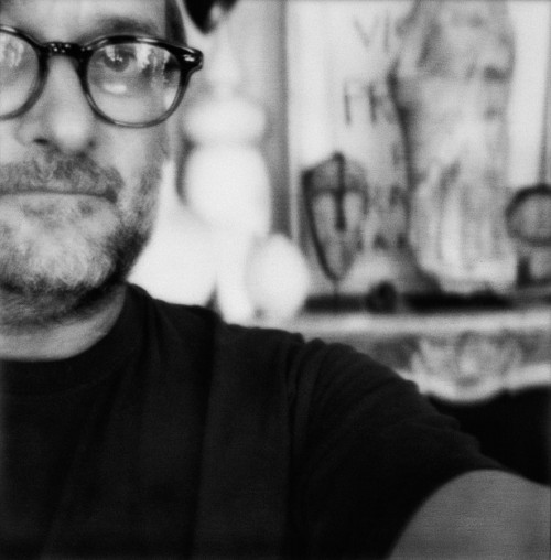 Self-portrait© François Halard